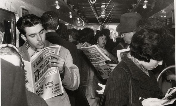 Nyhetsstrømmen er ikke hva den var. Foto: Flickr